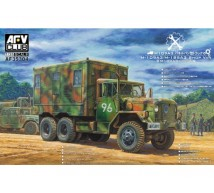 Afv club - M109A3 US Truck
