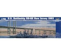 Trumpeter - BB-62 New Jersey
