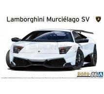 Aoshima - Lamborghini Murcielago SV