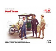 Icm - Ford T & figures