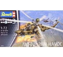 Revell - Mil Mi-28N Havoc