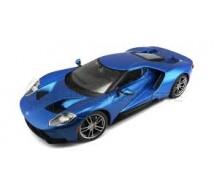 Maisto - Ford GT 2017 bleue