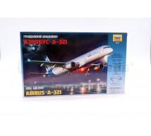 Zvezda - Airbus A-321