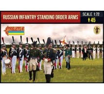 Strelets - Russian infantry standing order