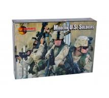 Mars - Modern US soldiers