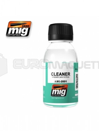 Mig products - Cleaner 100ml