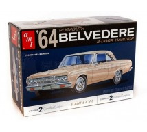 Amt - Plymouth Belvedere 64
