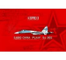 Great wall hobby - Su-35S