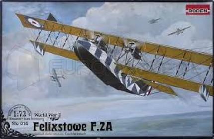 Roden - Felixtowe F.2A