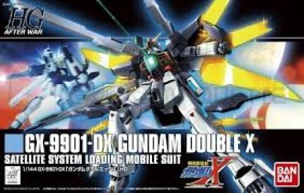 Bandai - HG CX-9901-DX Gundam Double X (0183664)