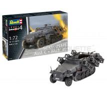 Revell - SdKfz 251/1 & Wurfr 40
