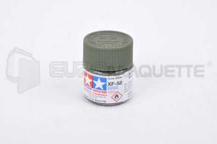 Tamiya - Vert Olive XF-58 (pot 10ml)