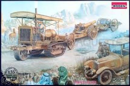 Roden - Holt 75 & BL8 Howitzer (LE)