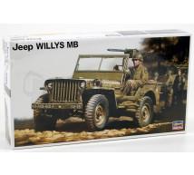 Hasegawa - Jeep Willys