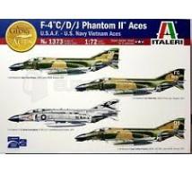 Italeri - F-4 C/D/J Phantom Vietnam Aces