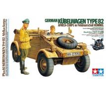 Tamiya - Kübelwagen Type 82Africa