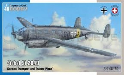 Special hobby - Siebel Si 204D