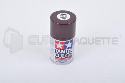 Tamiya - Marron Brillant TS-11 (bombe 100ml)
