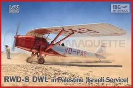 Ibg - RWD-8 IAF