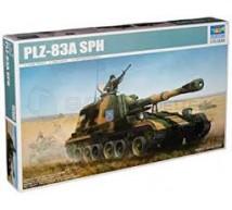 Trumpeter - 152mm PZL 83A