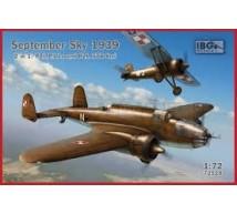 Ibg - Combo PZL 37B & PZL 11a 1939