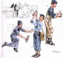 Cmk - Mécanos RAF WWII