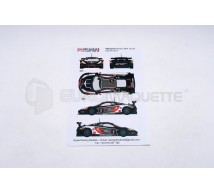 Racing decals 43 - Mc Laren MP4-12C ALD Spa 2013