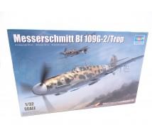 Trumpeter - Bf-109G-2/trop