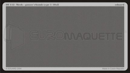 Eduard - Mesh Gauze / Rhomb Type6x4