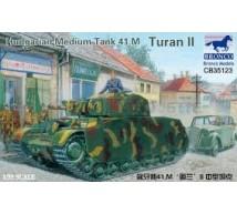 Bronco - Tank 41M Turan II Hongrois