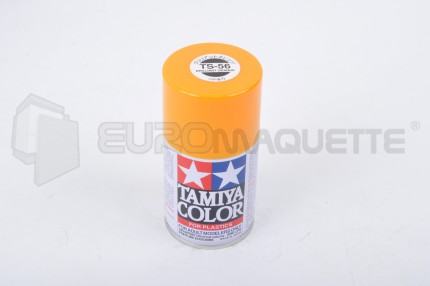 Tamiya - Orange Repsol Brillant TS-56 (bombe 100ml)