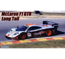 Fujimi - Mc Laren F1 GTR Long tail LM97 Gulf & PD
