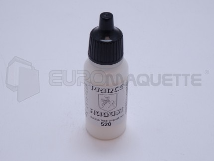 Prince August - Vernis Mat 520 (pot 17ml)