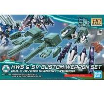 Bandai - HGBC HWS & SV weapon set (5055713)