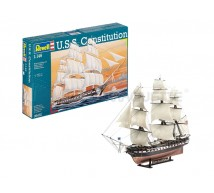 Revell - USS Constitution 1/146