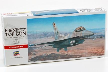 Hasegawa - F-16N TOP GUN