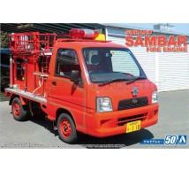 Aoshima - Subaru Sambar Fire truck