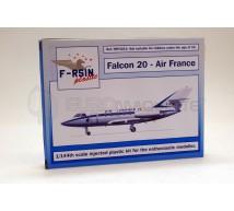 F Rsin - Falcon 20 Air France