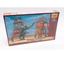 Zvezda - elephants de combat