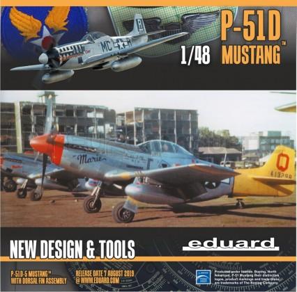 Eduard - P-51D Chattanooga (LE)