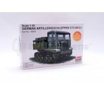 Vulcan - Tracteur d'artillerie CT3 601(r) & Futs