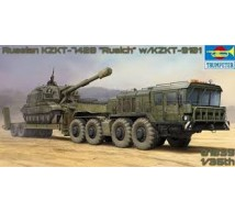 Trumpeter - KZKT-7428 & KZKT9101 trailer