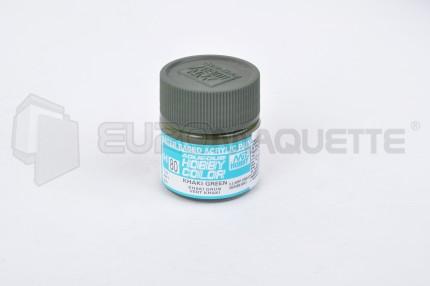 Gunze Sangyo - Vert Kaki Foncé H80 (pot 10ml)