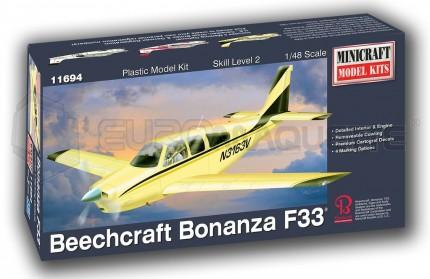 Minicraft - Beech Bonanza F33