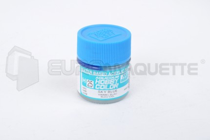Gunze Sangyo - Bleu Ciel H25 (pot 10ml)