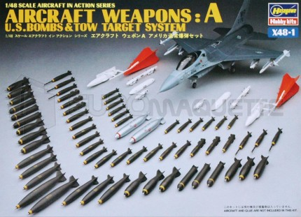 Hasegawa - Bombes Tow Target