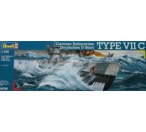Revell - U Boat VII C 1/144