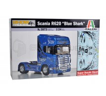 Italeri - Scania R620 Blue Shark