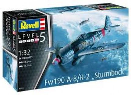 Revell - Fw-190 A-8/R-2 Sturmbock