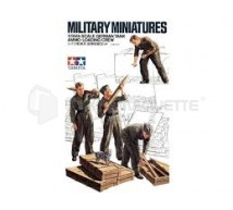 Tamiya - Chargeurs munitions All.